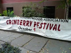 Cranberry Festival