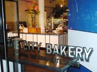 City Bakery Window