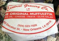 Muffuletta Wrapped