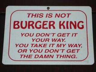 Not BK Sign sm