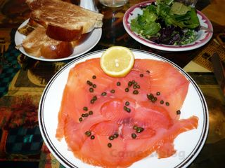 Smoked Salmon md
