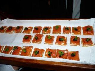 Salmon Tray sm