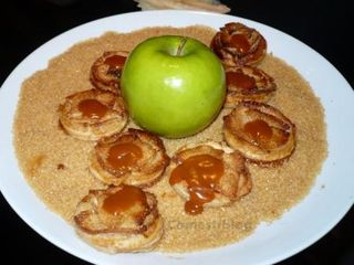 Apple Tartlet sm