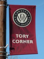 Tory Corner, West Orange, New Jersey