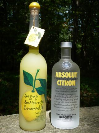 Lemoncello and Citron