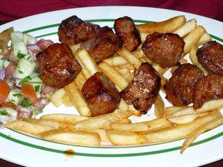 #2 Shish Kebab