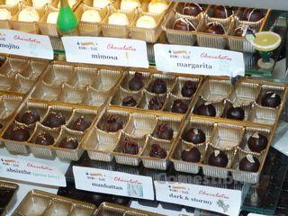 Ronnie-Sue's Cocktail truffles