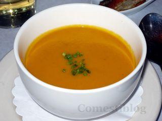 Carrot Cumin Soup md