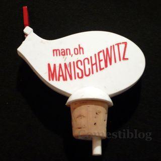 man, oh Manischewitz spout