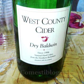 Dry Baldwin Cider