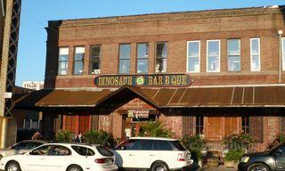 Dinosaur Bar B Que Harlem