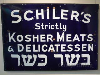 Schiller's sign