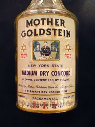 Mother Goldstein Medium Dry Concord