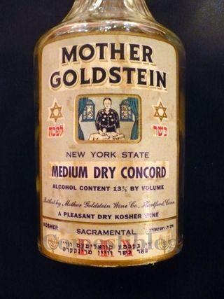 Mother Goldstein Medium Dry Concord