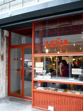 Leña Latin Grill