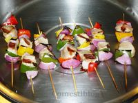 Tuna Brochette