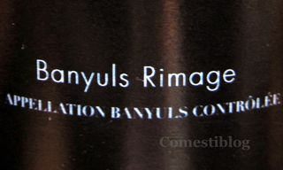 Banyuls Rimage