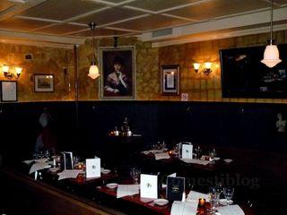 Albert Hall Tavern dining room