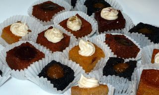 Sherry's Short Cakes