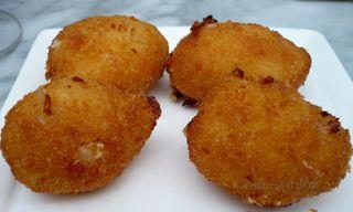 Idiazabal Cheese Croquettes
