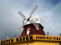 Dutch Haven Windmill