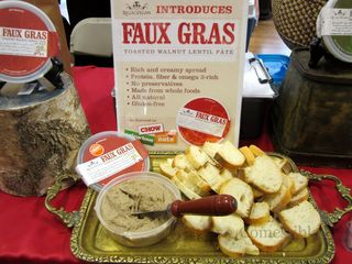 Faux Gras from The Royal Vegan