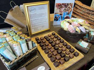 H.S. Chocolate Co. samples