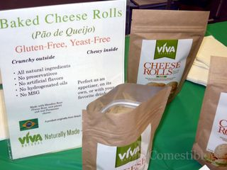 Viva Natural Cheese Rolls