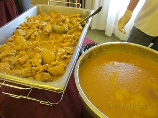 Curry Chicken with Potato