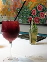 Sangria and Signature Mojito