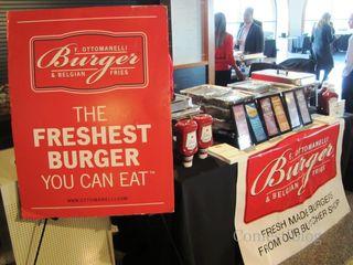F. Ottomanelli Burger & Belgian Fries