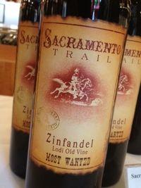 Sacramento Trail Zinfandel