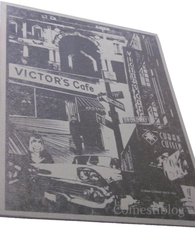 Victor's Menu