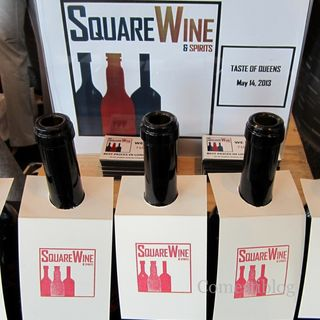 Square Wine & Spirits