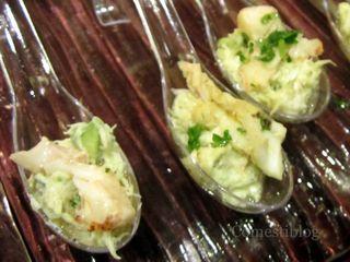 Uncle Peter's Seafood Salad Supreme