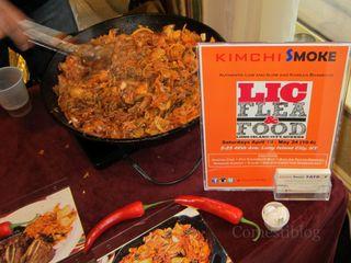 Kimchi Smoke