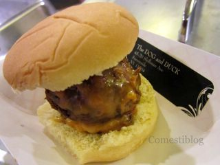 The Dog and Duck's Slider