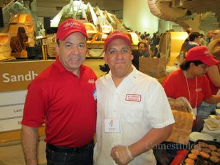 Frank Ottomanelli and Michael Proano