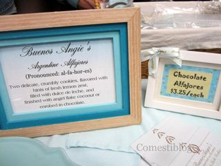 Buenos Angie's Argentine Alfajores