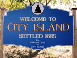 Welcome to City Island