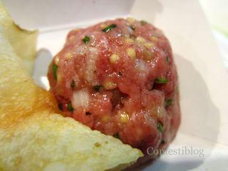 Beef Tartare Meatball