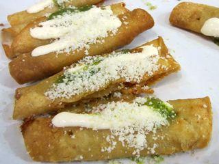 Fried Tacos