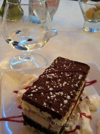 Tiramisù with Sambuca