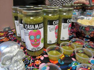 Casa Maya Salsa